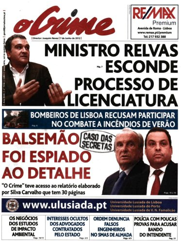 Jornal O Crimec