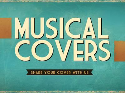 Musical Covers – Partilha a tua Cover connosco!